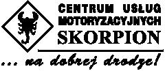"""Centrum Usług Motoryzacjnych """"Skorpion"""""""
